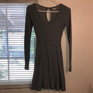 Hollister Long Sleeve Dress